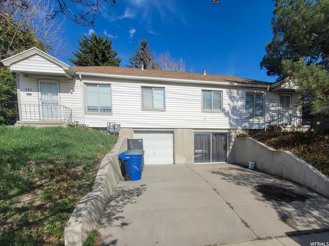 761 S 1000 E, Salt Lake City, UT 84102 (#1737287) :: Exit Realty Success
