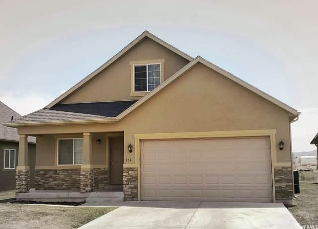 452 E 700 S, Vernal, UT 84078 (#1737601) :: C4 Real Estate Team