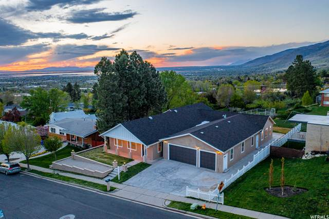 919 E Millbrook Way, Bountiful, UT 84010 (#1737650) :: Utah Dream Properties