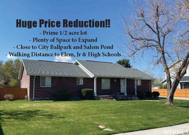 62 E Center St, Salem, UT 84653 (#1738174) :: Black Diamond Realty