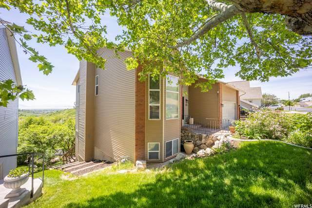 2138 E 2900 N, Layton, UT 84040 (#1738200) :: Bustos Real Estate | Keller Williams Utah Realtors