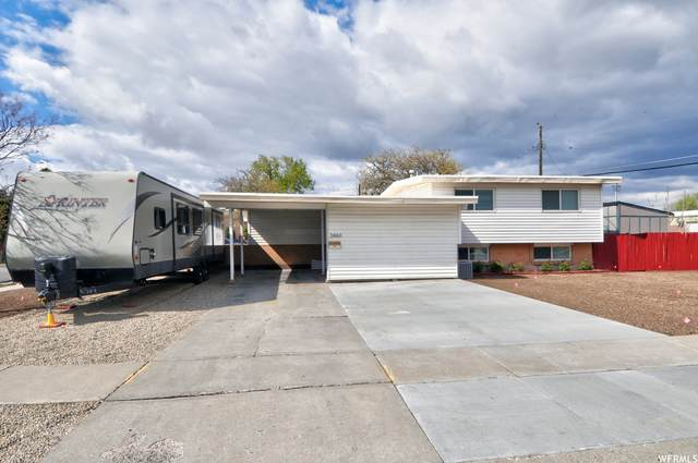 2460 W 3840 S, West Valley City, UT 84119 (#1738467) :: Utah Dream Properties
