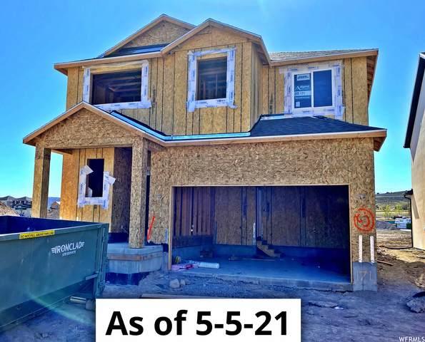 177 N Concord View Way #171, Saratoga Springs, UT 84045 (#1738813) :: Utah Dream Properties
