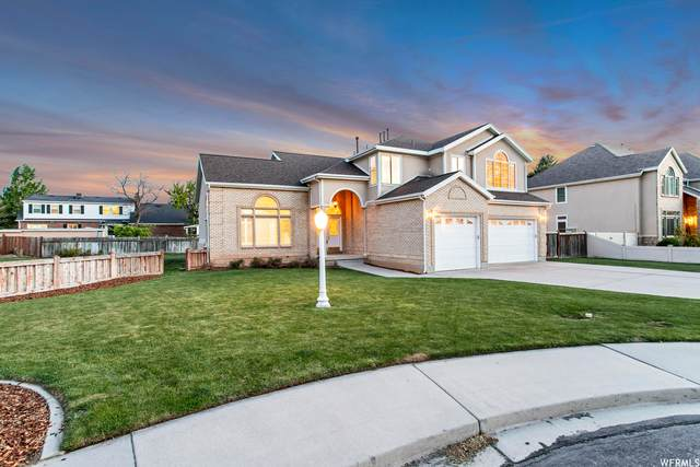 1066 E 1045 N, Orem, UT 84097 (#1740679) :: Black Diamond Realty