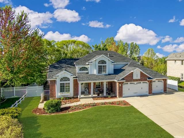 2278 Deere View Dr, Layton, UT 84040 (#1740806) :: Utah Dream Properties