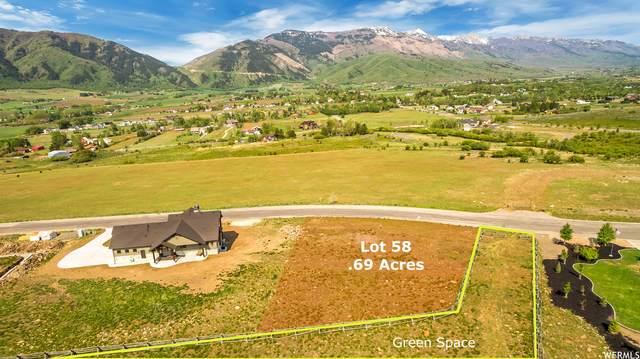 3970 N Eagle Ridge Dr E #58, Eden, UT 84310 (#1740918) :: C4 Real Estate Team