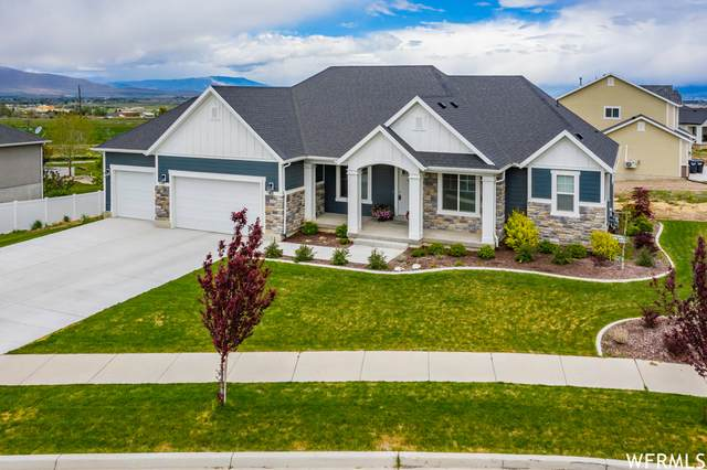 412 W Deer Creek Trl, Salem, UT 84653 (#1740957) :: Red Sign Team