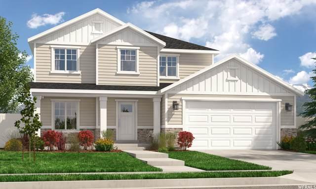 1284 E 1100 S #27, Spanish Fork, UT 84660 (#1740965) :: Utah Dream Properties