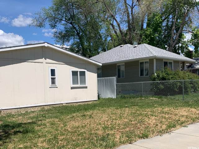 47 E Angelo Ave, Salt Lake City, UT 84115 (#1741095) :: Colemere Realty Associates