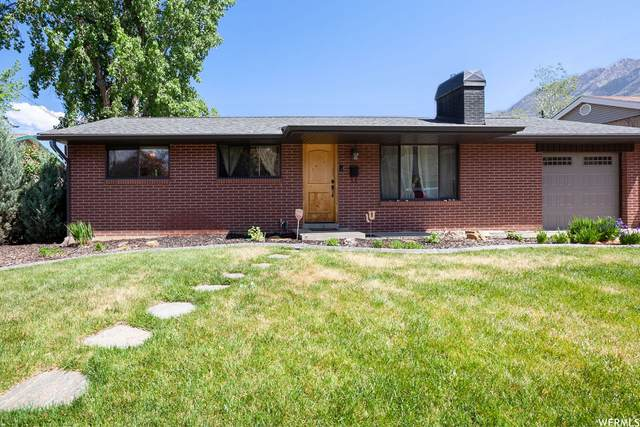 2483 E 6710 S, Cottonwood Heights, UT 84121 (#1741916) :: Black Diamond Realty
