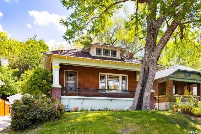 534 N Wall St, Salt Lake City, UT 84103 (#1743081) :: Utah Best Real Estate Team | Century 21 Everest