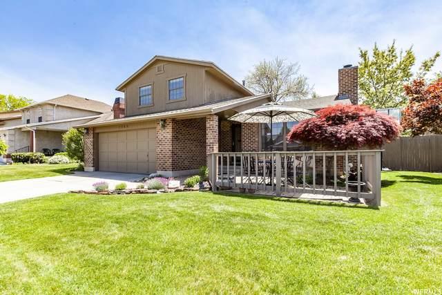 1368 E Heatherton Cir S, Murray, UT 84121 (#1743550) :: Utah Real Estate