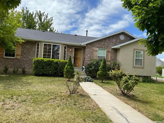 2323 N 1000 E, Lehi, UT 84043 (#1743782) :: Gurr Real Estate