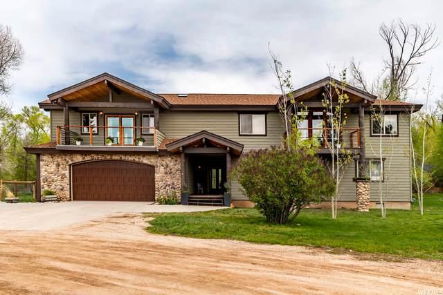262 W 4400 N, Oakley, UT 84055 (#1744106) :: Gurr Real Estate
