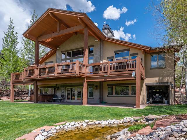 3335 Niblick Dr, Park City, UT 84098 (#1744187) :: UVO Group   Realty One Group Signature