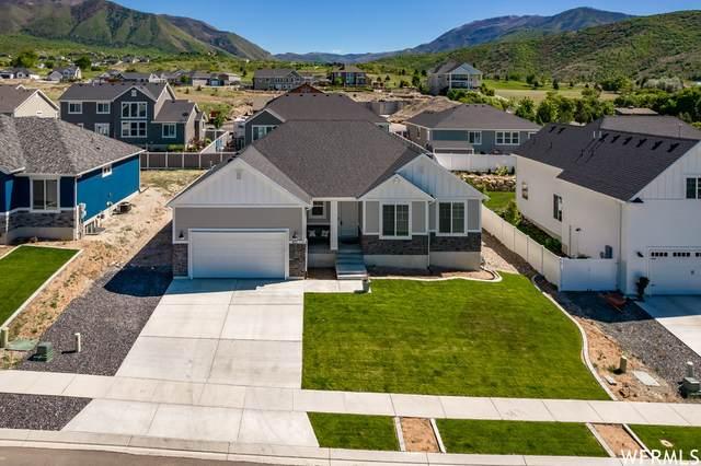 671 W Quaking Aspen St, Elk Ridge, UT 84651 (#1744660) :: Bustos Real Estate   Keller Williams Utah Realtors