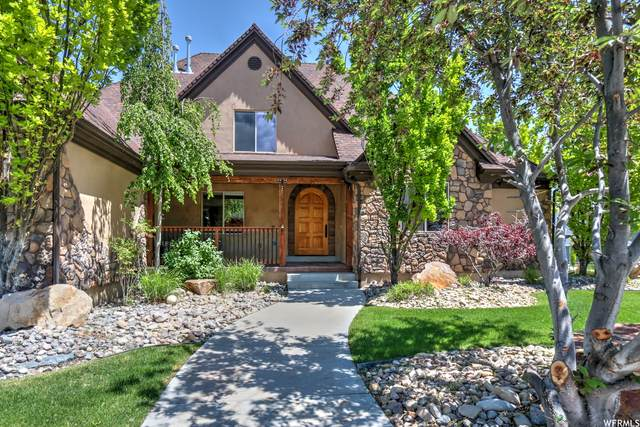 5384 W Rose Summit Dr, Herriman, UT 84096 (#1745373) :: The Perry Group
