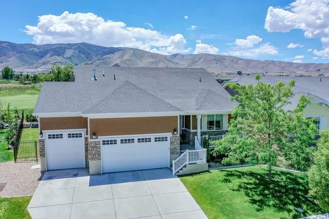 2455 S Cottage Cv E, Saratoga Springs, UT 84045 (#1745438) :: Exit Realty Success