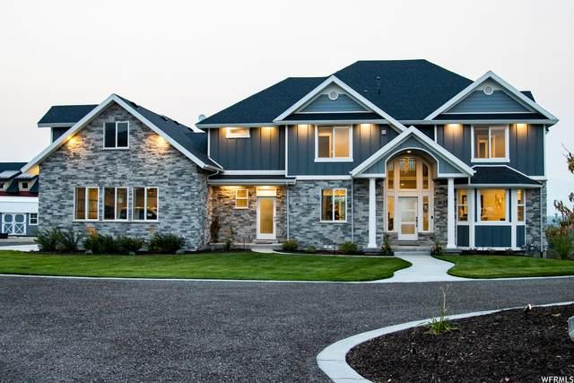 1620 S 4800 E, Heber City, UT 84032 (#1746360) :: Berkshire Hathaway HomeServices Elite Real Estate