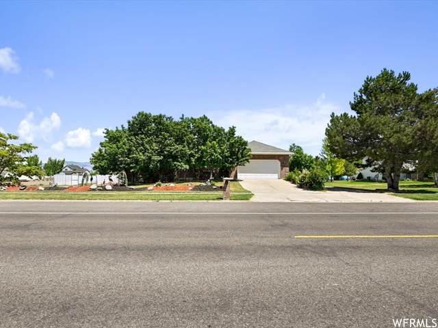 4318 S 5900 W, Hooper, UT 84315 (#1748722) :: Utah Real Estate