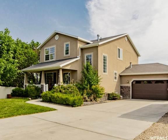 14073 S Prospero Ln W, Herriman, UT 84096 (#1748882) :: Utah Real Estate
