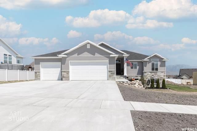 1076 N 2800 W, Tremonton, UT 84337 (MLS #1749332) :: Lookout Real Estate Group
