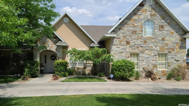 446 N 3500 W, Vernal, UT 84078 (#1749398) :: Doxey Real Estate Group