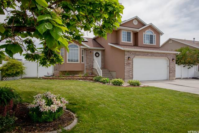 46 E 2200 S, Clearfield, UT 84015 (#1749651) :: Colemere Realty Associates