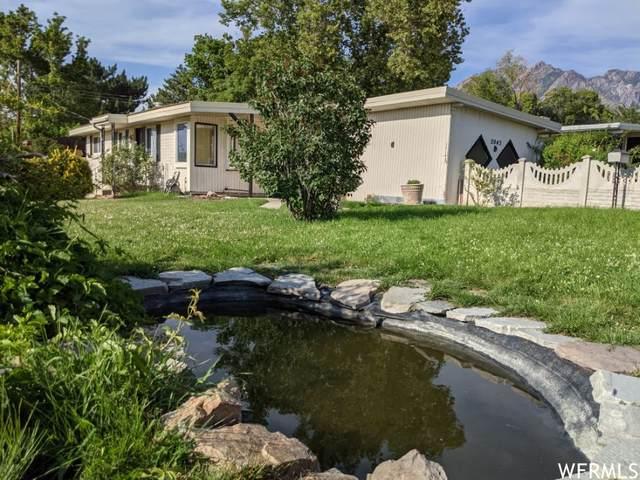 2043 E Bo Mar Dr, Cottonwood Heights, UT 84121 (#1749714) :: Utah Real Estate