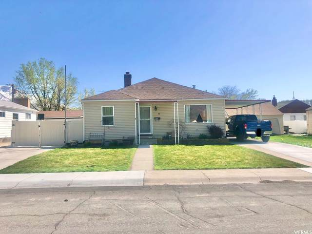 30 A St, Springville, UT 84663 (#1750288) :: Doxey Real Estate Group