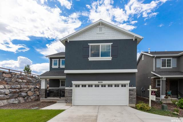 3059 S Willow Creek Dr, Saratoga Springs, UT 84045 (#1751393) :: UVO Group | Realty One Group Signature