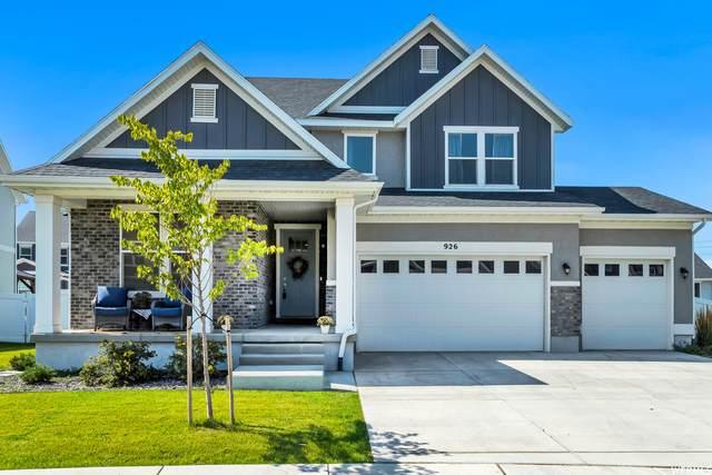 926 S Yarrow Dr, Mapleton, UT 84664 (#1754250) :: Bustos Real Estate | Keller Williams Utah Realtors