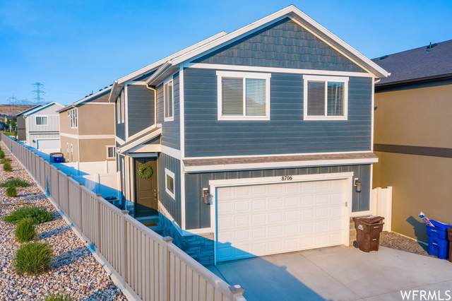 8706 N Pebble Aly, Eagle Mountain, UT 84005 (#1754793) :: UVO Group | Realty One Group Signature