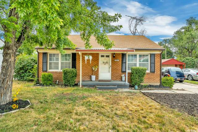 1213 31ST St S, Ogden, UT 84403 (#1755712) :: Berkshire Hathaway HomeServices Elite Real Estate