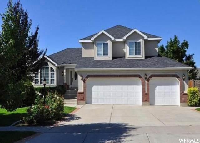 2175 E Chaparral Oaks Cir S, Cottonwood Heights, UT 84121 (#1756090) :: Utah Real Estate
