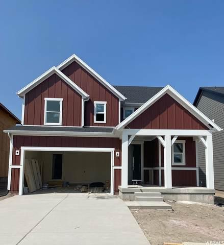 354 W Snowberry Dr N, Saratoga Springs, UT 84045 (#1756203) :: Berkshire Hathaway HomeServices Elite Real Estate