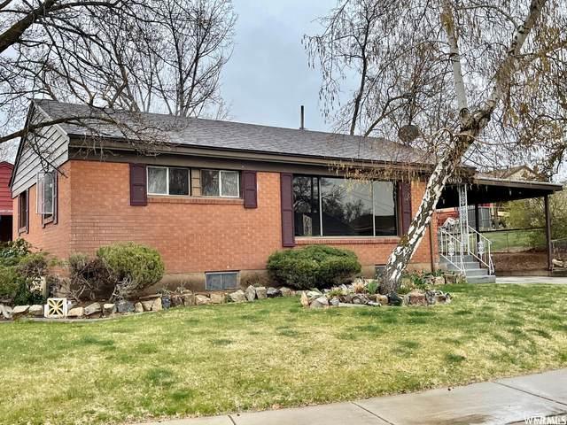 4660 S 375 W, Washington Terrace, UT 84405 (#1757589) :: Berkshire Hathaway HomeServices Elite Real Estate