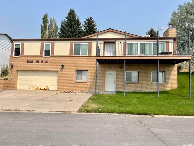78 Chokecherry Dr 54, 55, Saint Charles, ID 83272 (#1757960) :: Berkshire Hathaway HomeServices Elite Real Estate