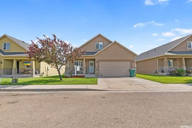472 E 700 S, Vernal, UT 84078 (#1758211) :: Berkshire Hathaway HomeServices Elite Real Estate