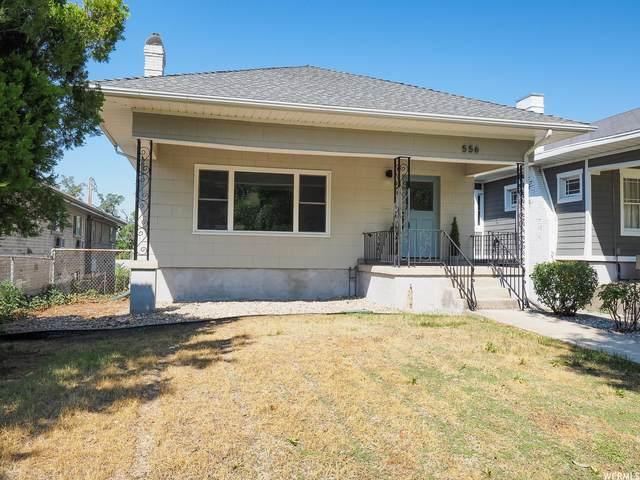 556 S 1200 E, Salt Lake City, UT 84102 (#1759211) :: Berkshire Hathaway HomeServices Elite Real Estate