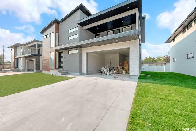 875 E Sydnee View Lane Ln S #3, Millcreek, UT 84107 (#1759570) :: Bustos Real Estate | Keller Williams Utah Realtors