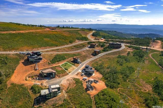 73 Summit Pass Rd #73, Eden, UT 84310 (#1759747) :: Powder Mountain Realty