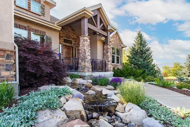 4700 E Palomino Dr, Heber City, UT 84032 (#1760222) :: Berkshire Hathaway HomeServices Elite Real Estate