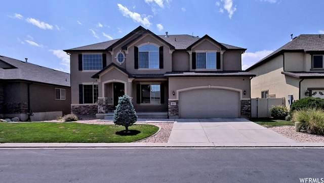 2821 N Desert Forest Ln W, Lehi, UT 84043 (#1760409) :: Berkshire Hathaway HomeServices Elite Real Estate