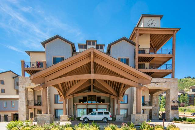 2653 Canyons Resort Dr. 322-24, Park City, UT 84098 (MLS #1762237) :: High Country Properties
