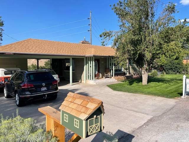 365 E Canyon Rd S, Fillmore, UT 84631 (#1764408) :: Bustos Real Estate   Keller Williams Utah Realtors