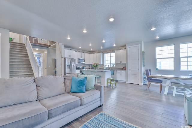 3337 W 2410 N, Lehi, UT 84043 (#1764731) :: Berkshire Hathaway HomeServices Elite Real Estate