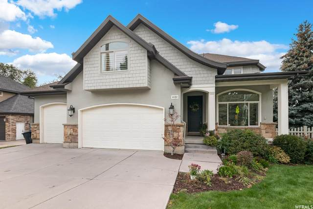 4434 S 2700 E, Holladay, UT 84124 (#1765826) :: Exit Realty Success