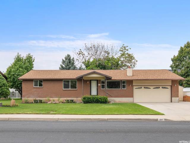 624 S Birch Dr, Spanish Fork, UT 84660 (MLS #1766033) :: Lookout Real Estate Group