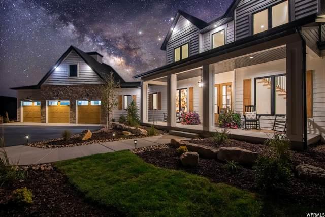 1677 W Lambert Ln S, Kamas, UT 84036 (MLS #1766061) :: Lookout Real Estate Group
